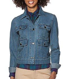 Chaps® Light Weight Denim Jacket