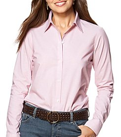 Chaps® Non-Iron Cotton Shirt