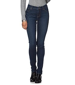 Chaps® Bedford-Wash Stretch Skinny Jeans