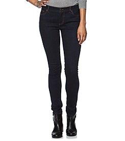Chaps® Dark-Wash Stretch Skinny Jeans