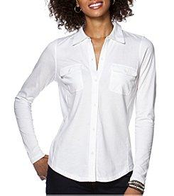 Chaps® Jersey Workshirt