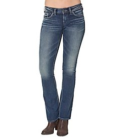Silver Jeans Co. Aiko Mid Boot Jeans