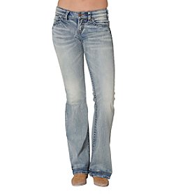 Silver Jeans Co. Aiko Mid Flare Jeans