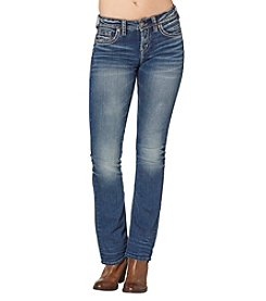 Silver Jeans Co. Suki High Boot Jeans