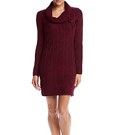 A. Byer Cable Sweater Dress
