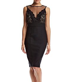 Trixxi® Lace Bodycon Dress