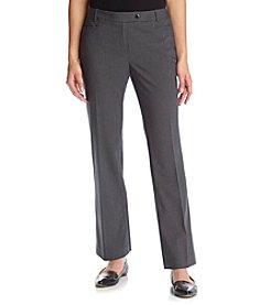 Calvin Klein Petites' Menswear Pants