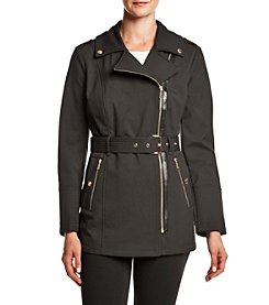 MICHAEL Michael Kors® Softshell Belted Coat