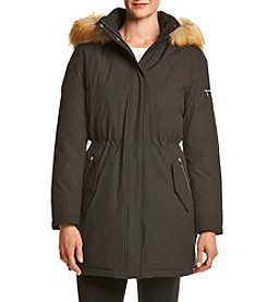 Ivanka Trump® Zip Pocket Anorak Coat
