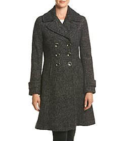Ivanka Trump® Fit And Flare Coat