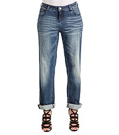Poetic Justice® Verla True Boyfriend Jeans