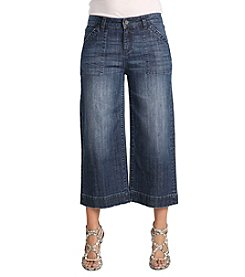 Standards & Practices Aline Raw Hem Crop Jeans