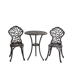 Sunjoy Vinely 3-pc. Bistro Set