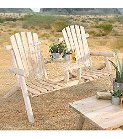 Sunjoy Fairbanks Tete-A-Tete Chair Set