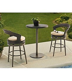 Sunjoy Fresh 3-pc. High Bistro Set