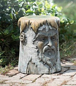 Sunjoy Wise Man Garden Stool