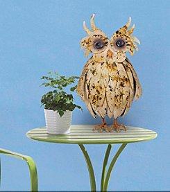 Sunjoy Friendly Owl Garden Statue
