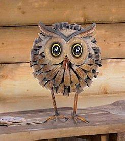 Sunjoy Wise Round Owl