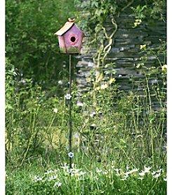 Sunjoy Birdhouse Garden Stake