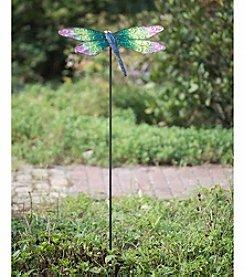 Sunjoy Dragonfly Garden Stake