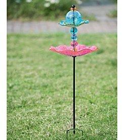 Sunjoy Bird Feeder Garden Stake