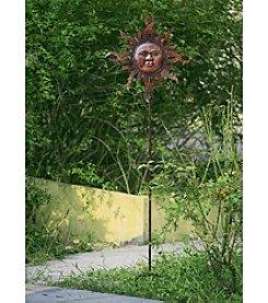 Sunjoy Flaming Sun Garden Stake