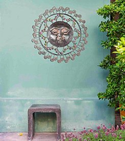 Sunjoy Mayan Sun Wall Decor