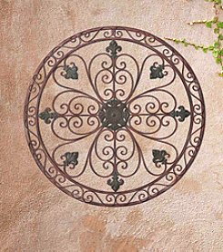 Sunjoy French Garden Wall Decor
