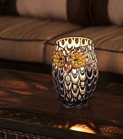 Sunjoy Owl Hurricane Lantern