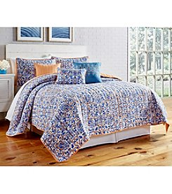 Pacific Coast Textiles® Lauretta 6-pc. Reversible Quilt Set