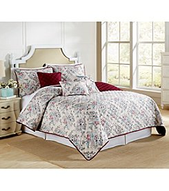 Pacific Coast Textiles® Samantha 6-pc. Reversible Quilt Set
