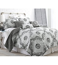 Pacific Coast Textiles® Delany 6-pc. Reversible Quilt Set