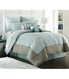 Pacific Coast Textiles® Tropez 8-pc. Comforter Set