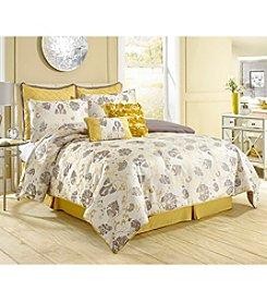Pacific Coast Textiles® Vintage Floral 8-pc. Comforter Set