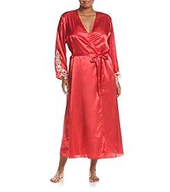 Flora Nikrooz Plus Size Stella Lace Embellished Robe