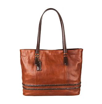 Tignanello® Boho Classic Vintage Leather Tote