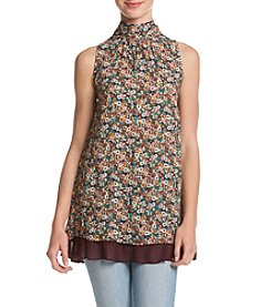 Living Doll® Floral Ruffle Bottom Top