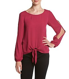 Eyeshadow® Cold-Shoulder Top