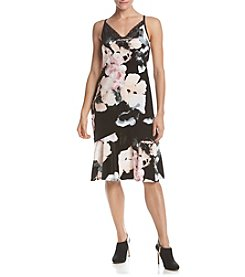 Be Bop Floral Slip Dress