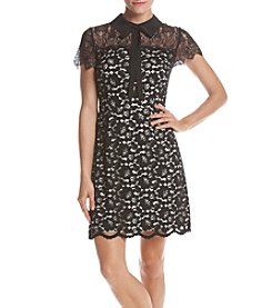 Kensie® Scattered Lace Dress