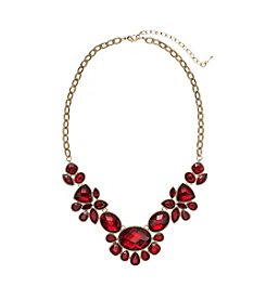 Napier® Drama Frontal Necklace