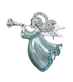 Napier® Boxed Angel Pin