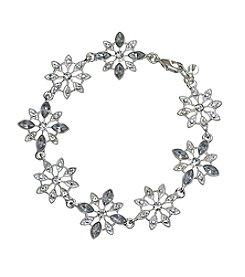 Napier® Boxed Snowflake Bracelet