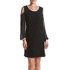 MSK® Cold Shoulder Dress
