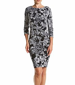 Jessica Howard® Side Tuck Dress