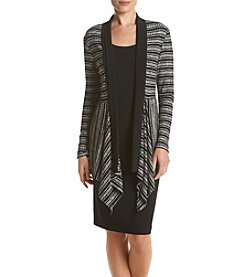 R&M Richards® Flyaway Jacket Dress