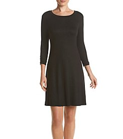 AGB® Matte Jersey Dress