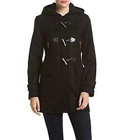 MICHAEL Michael Kors® Hooded Toggle Walker Coat