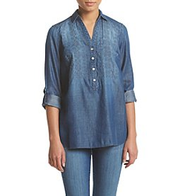 Vintage America Blues™ Joni Embroidered Popover