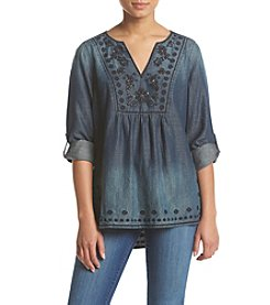 Vintage America Blues® Anita Woven Top